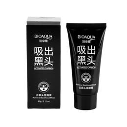 Marca trucco viso naso rimozione di comedone maschera di pulizia profonda pilaten aspirazione anti acne trattamenti nero testa maschere 60g dhl libera il trasporto da