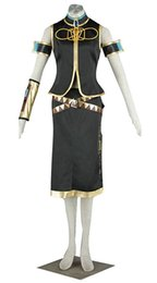 Luka megurine cosplay on-line-Vocaloid Megurine Luka Mulher Cosplay