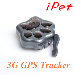 Wholesale Gps Fence - 10pieces V40 waterproof intelligent WiFi anti lost GPS+WIFI electronic fence 3G GPS tracker Mini pet GPS tracker Ann
