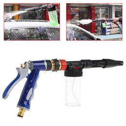espuma de água grossistas Desconto Atacado- Profissão Multifuncional 100 ML de Limpeza Do Carro Arma De Espuma De Lavar Pistola de Água Sabão Shampoo Pulverizador