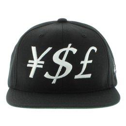 Wholesale Pound Ball - Yen Dollar Pound Snapback Hat Cap Fashion Hip Hop Snapbacks Men Women Summer Beach Sun Hats Cool Skateboards Caps