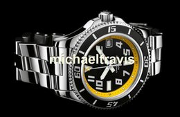 Wholesale Men Black Yellow Watch - High quality men fashion automatic watches yellow steel brands watch for men BL mens watches Christmas gifts