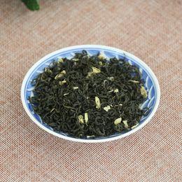 Monte Emei Maofeng jasmim chá verde China, chá de jasmim verde orgânico chinês Mao Feng cuidados de saúde de Fornecedores de maofeng chá verde