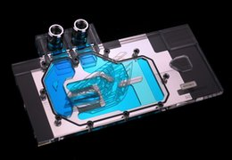 Wholesale Graphics Cooler - Wholesale- WinfMOD Bykski N-GV1080XT-X Full Cover GPU VGA Water Cooling Block for Gigabyte GTX 1080 Xtreme Graphics Cards
