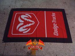 Wholesale Ram Works - Wholesale- Dodge trucks Flag ,3x 5ft Polyester,flag king,Ram Trucks ,Pickup Trucks, Work Trucks & Vans banner