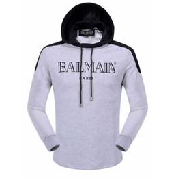 Wholesale Good Coat Brands - Causal Men's Hoodies Sweatshirt Famous Brand Designer Pullover Men Sportwear Mens Coat Jogger Running Sport Sweater Sweatshirts Good Qualit