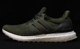 Wholesale Brown Felt Fabric - New Ultra Boost 3.0 real boost Men and Women's Casual Shoes Running Shoes with good feeling for men sports Ultra Boost Size from 36 to 47