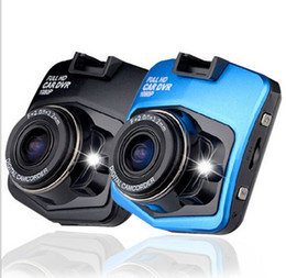 Wholesale Sd Card Video Out Recorder - Newest Car DVR Camera 1080P Full HD Novate GT300 Camcorder 2.4 inch LCD 1080P Full HD Video Registrator Parking Recorder G-sensor Dash Cam