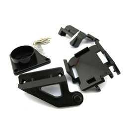 Wholesale Platform Brackets - Servo bracket PT Pan Tilt Camera Platform Anti-Vibration Camera Mount for Aircraft FPV dedicated nylon PTZ for 9G SG90