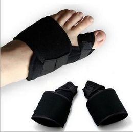 Wholesale Toe Straightener Hallux Valgus - 1 Pair Lot Hot Foot Pain Relief Hallux Valgus Big Toe Bunion Splint Straightener Corrector Foot Care