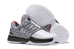 Wholesale Ups Christmas Shipping - Free Shipping 2017 Harden Vol. 1 Black History Month BHM Christmas Basketball Shoes Man Sneakrs