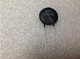 10 PCS NTC 0.7D-20 MF72 0.7R 12A 20mm 0.7D-20 0.7D20 mergulho termistor de Fornecedores de xbox original
