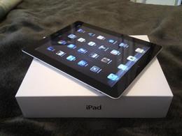 "Tablet ipad2 online-IPad 2 ricondizionato Autentico Apple iPad 2 versione wifi Tablet da 16 GB 32 GB 64 GB Wifi iPad2 Tablet PC 9.7 ""IOS DHL"