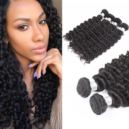 Sexy Formula Malaysian Curly Hair Free Shipping Malaysian Virgin Hair 4pcs lot Uglam Best Weave Deep Wave Extension No Tangle No Shedding Coupon