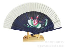 Wholesale Black Dance Bag - Heat Sell Competitive Products Air Brushing Fan View Point Gift Fan Ma'am Fan