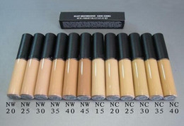 Wholesale Select Natural - Free Shipping! HOT Selling Hot Makeup Select Moisture Cover Cache-Cernes 5ML Concealer.mix color