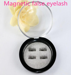 Wholesale Magnet Stones - 35PCS HOT magnet false eyelash suction stone mascara magnetic magnetic buckle without glue three-dimensional multi-layer natural thick