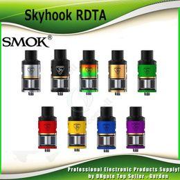Wholesale Wholesaler Choices - Original Smok Skyhook RDTA Tank 5ml Floating Velocity Post Airflow Choices Atomizer Side Refilling System SmokTech 100% Genuine 2218065