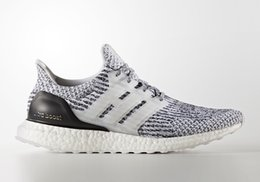 Wholesale top low price shoes - Hot sales Ultra Boost Oreo running shoes Wholesale prices Top Quality Ultra Boost 3.0 shoes free shipping S80636