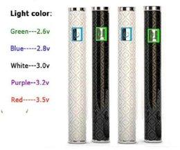 Wholesale E Cigarette X8 Kit - BTX8 battery kit Huge Vapor Voltages 510 Thread Battery E Cigarette X8 O.pen Vape From Buddy Torch