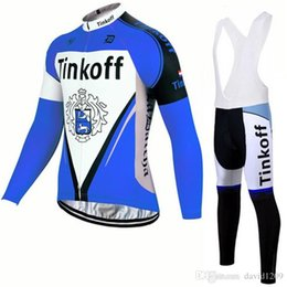 Wholesale Banks Suits - In 2017 the new cycling jerseys Factory direct sale saint treasure bank much long sleeve straps suit pattern