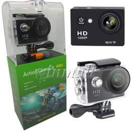 Wholesale New Wifi - Original EKEN W9s 4K Action Camera 12MP 1080P HDMI Wifi Sport Cam 30M Waterproof with Crystal Pakcage