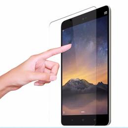 Argentina Comercio al por mayor- Película de protector de pantalla de vidrio templado 9H para Xiaomi Mipad 2 Mi pad 2 7.9 + Tela de alcohol + Absorbedor de polvo supplier xiaomi mipad 7.9 Suministro