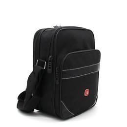 Wholesale Water Proof Bag Sale - Wholesale- New Fashion 2015 Hot Sale Swiss Men Messenger Bags Original Design Oxford Water-proof Zipper Bag Men's Travel Bags
