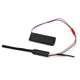 Wholesale Black Network Ip - 32GB 720P HD IP Camera Covert P2P Video Recorder Wifi Network DIY Module Camera Wireless Nanny Cam Surveillance Cameras