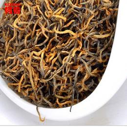 Wholesale Black Kim - C-HC044 Promotion! Wholesale 125g New Top Wuyi Black Tea Jin Jun Mei Eyebrow Autumn Tea Kim Chun Mei Jinjunmei