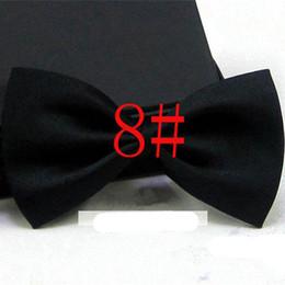 Frete grátis Novo Cão Pescoço Crianças Bow Tie Cat Tie Suprimentos Pet cocar ajustável Crianças bowtie de Fornecedores de casamento vermelho do laço da camisa preta