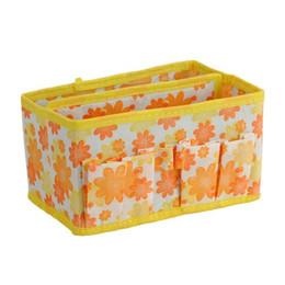 Wholesale Making Stuff - Wholesale- Folding Multifunction Make Up Cosmetic Storage Box Stuff Container Bag Case