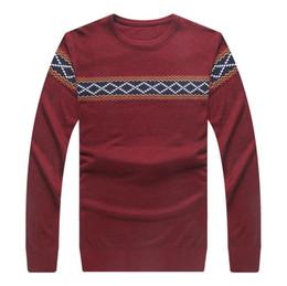 Wholesale Super Man Sweater - Wholesale- 2017 new arrival super Large Sweater hihg qualtiy Mens fashion casual autumn plus size L XL 2XL 3XL 4XL 5XL 6XL 7XL 8XL st602
