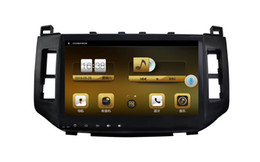 """Wholesale 16gb Mp3 Mp4 Touch Screen - Free shipping 10.1"""" Android 6.0 wifi Car DVD player Quad Core Car Mp5 Player Double Din 16GB Bluetooth CE support OBD DAB for Baic Motor M20"""