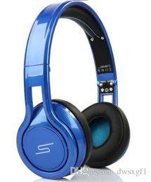 Wholesale Street Noise Cancelling - 50 Cent Noise Cancel Headphone Gaming Bike Frame Headset DJ Apple Iphone Earphone Headphone 50cent SMS Audio STREET Over Ear Headphone