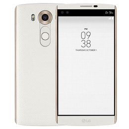 Wholesale Unlocked Lg Phones - Reburbished Original LG V10 5.7 inch H900 H901 Smartphone 4GB RAM 64GB ROM 4G LTE Android Phone Unlocked Cellphone