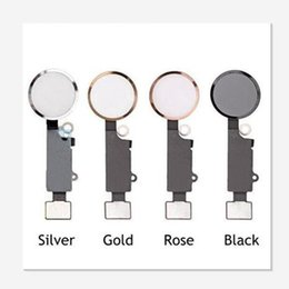 Wholesale Cable Menu - For iPhone 7 7G 7P 7+ 7 Plus New OEM Home Menu Button Flex Cable + Key Cap Assembly Parts