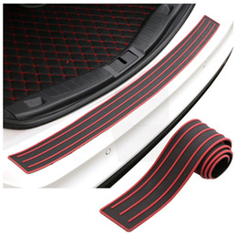 Wholesale Door Sills - Universal Rubber Car Door Sill Bumper Protector for Car Pickup Truck Anti-Scratch Protection (35 inch)