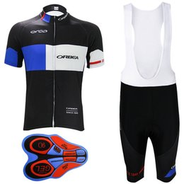 Wholesale Short Orbea - 2017 Orbea Cycling jerseys Cycling clothing Ropa Ciclismo Bicycle sets Mountain MTB Bike maillot Ciclismo Maillot new gel pad