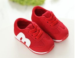 Wholesale Toddler Pink Canvas Shoes - New 1-5 Years Children Shoes Boys And Girls Casual Sports Shoes Kids Sneakers Fashion Baby Toddler Shoes