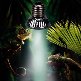UVA + UVB 3.0 Bombillas de calefacción para reptiles Full Spectrum Sun lámparas de calor del bulbo 25w 50w 75w para el PET criadora desde fabricantes