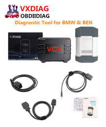 Wholesale Icom A2 Software - VXDIAG Multi Diagnostic Tool for BMW & BENZ 2 in 1 Better than Mb Star C4 and Icom A2 A3 Without HDD Software Can Work With CF-30 and T420