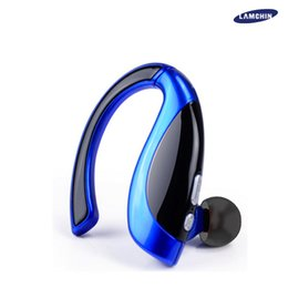 Wholesale sport car blue - X16 Bluetooth Earphone Wireless Sport Bluetooth 4.0 In Ear Headphone Car Dringving Headset for iPhone 7 Samsung