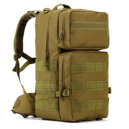 "Wholesale 17 Laptop Computer Bag - Wholesale- 17 "" Laptop Computer Bag 2016 Multi-function Nylon Pack Men Backpacks Fashion Casual Camouflage Bags Free Shipping Z206"