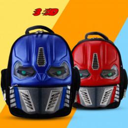 Wholesale Cool Backpacks For Boys - 3D New Cartoon School Bags For Boys Little Children Backpacks Kids SchoolBag Cool Backpack School Mochila Escolar Infantil
