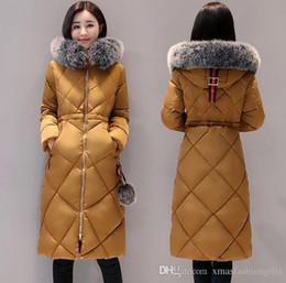 Wholesale Female Winter Parka - Winter Parkas Women 22 Down Brand Designer Parka Hoodies Zippers Logos Jackets Warm Ladies Coat Female Outwear Coats Outlet