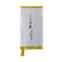 Wholesale Li Polymer Bateria - High Capacity 3.8V 3000mAh Rechargeable Li-Polymer Battery For Sony Z2A Z2 MINI ZL2 SOL25 D6563 Z2 MINI LIS1547ERPC Bateria