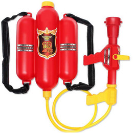 Wholesale Water Supply Pressure - Summer stall supply hot toys large fire backpack water guns children high pressure water gun toys new