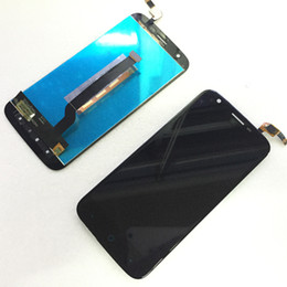 """Wholesale Zte Grand X Screen - for Original ZTE Grand X 3 Z959 5.5"""" LCD Digitizer Assembly Replacement No Frame- Black"""