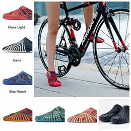 Wholesale Wholesale Canvas Wraps - Masaya Hashimoto Brand New Furoshiki Unisex Wrapping Sole 9 Colors Casual Fitness Fashion Footwear wrapped Sneakers 5 fingers Shoes 36-47